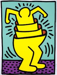 keith haring.ascending1989