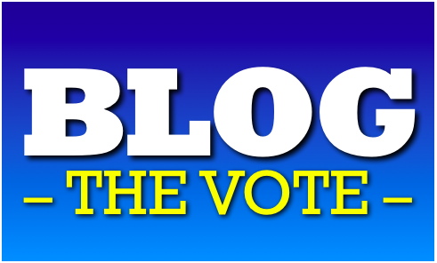 BLOG THE VOTE 2