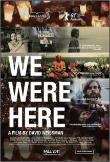 WeWereHere film poster