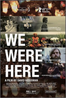 WeWereHere film poster