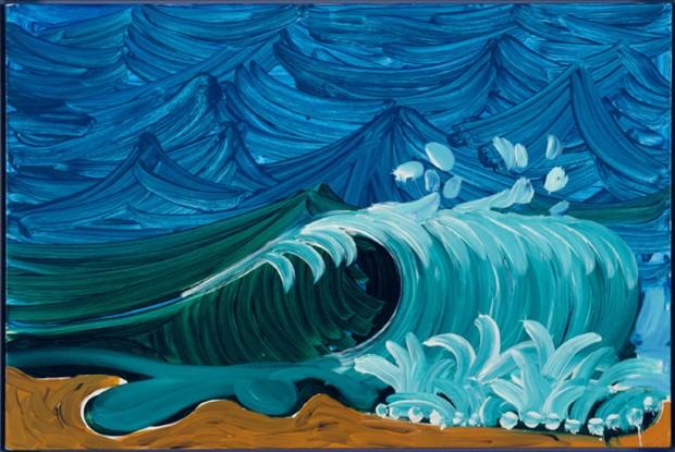 Seascape, 1989