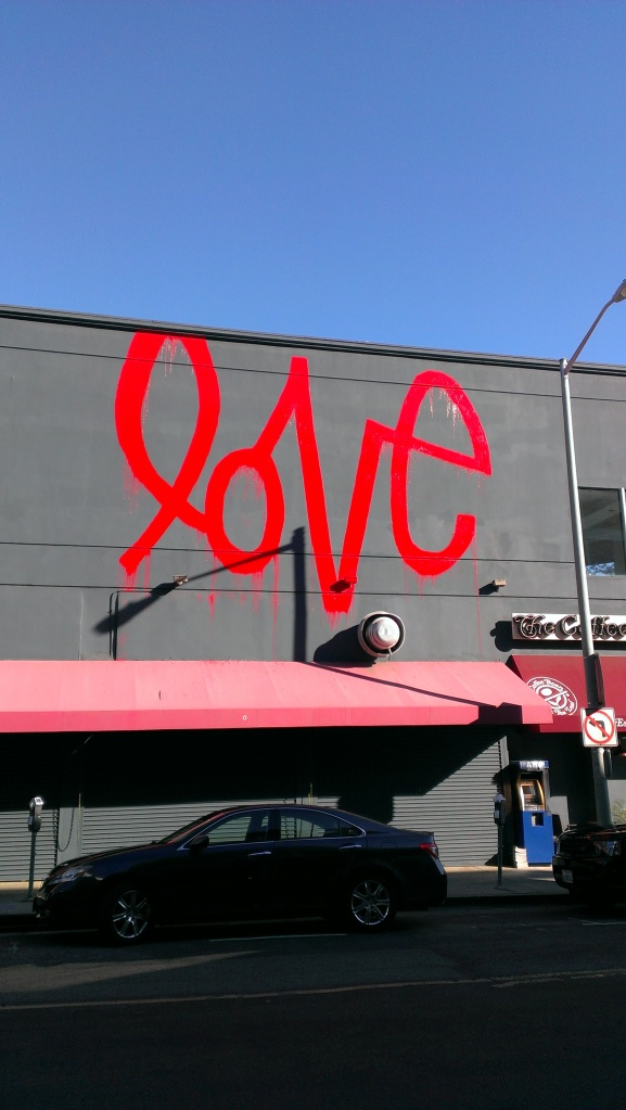love red weho