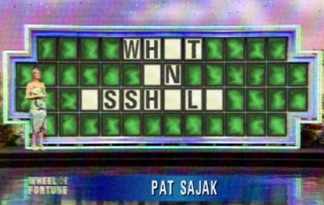 Pat Sajak S Clothes  Orlando Wheel Of Fortune