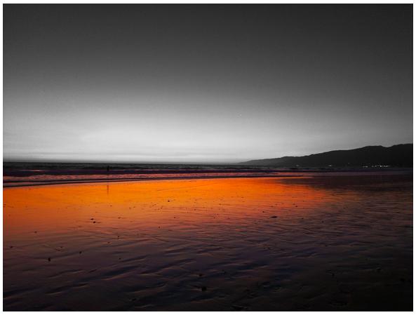 Distilled Sunset, Santa Monica